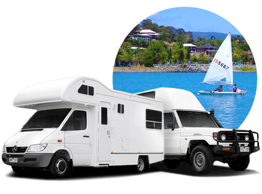 location camping-car Airlie Beach, Queensland