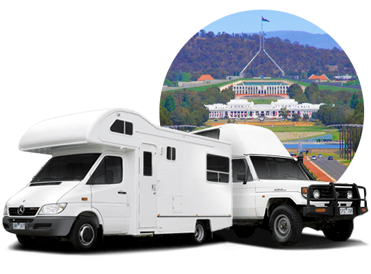 location camping-car Canberra, Australian Capital Territory