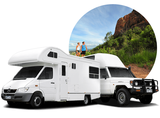 location camping-car Townsville, Queensland